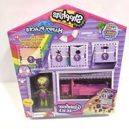 Shopkins Happy Places Rainbow Beach Furniture Set Sleepy Sho