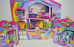 Shopkins Happy Places Rainbow Beach House With Rainbow Dream