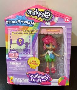 Shopkins Happy Places Rainbow Beach Lil' Shoppie-Isla Hibisc