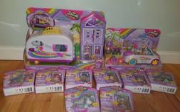 Shopkins Happy Places Rainbow Beach Lot Car Camper Mystabell