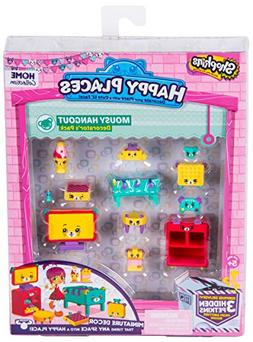 Happy Places Shopkins Season 2 Decorator Pack Mousy Hangout