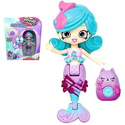 "HAPPY PLACES Harmony Mermaid Tails Doll 3"" with Color Change"