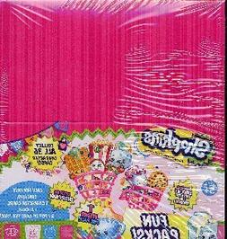 Shopkins Hobby Exclusive Series 1 & 2 Trading Cards Display