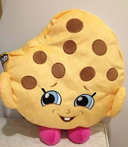"NEW Shopkins Huge Pillow Buddy Kooky Cookie 18"" Plush Stuffe"