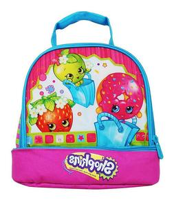 Shopkins Insulated Lunch Bag Thermal School Tote Kids Childr