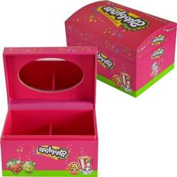 Shopkins Jewelry Box With Mirror 4X3X2.6""