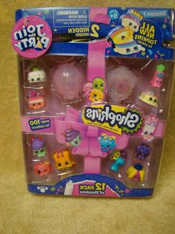 Shopkins Join the Party - Season 7 - 12 pack Over 100 to Col