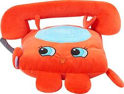 just play cuddle plush chatter