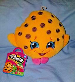 Kooky Cookie Shopkins Plush - 6 Inches - Brand New - FREE SH