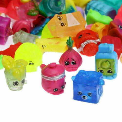 200pcs mini toys aftermarket shopkins season 1