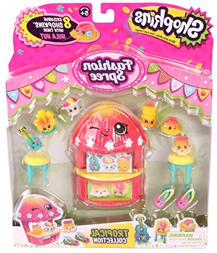 Shopkins Pack Collection