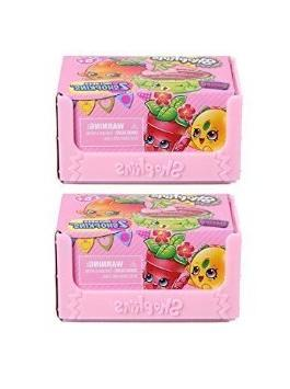 Shopkins Season 4 Bundle: 2 Blind Shopping Baskets with 2 Sh