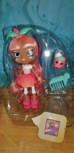 ALL DOLLS SUMMER PEACH, POMMIE NEW WITHOUT