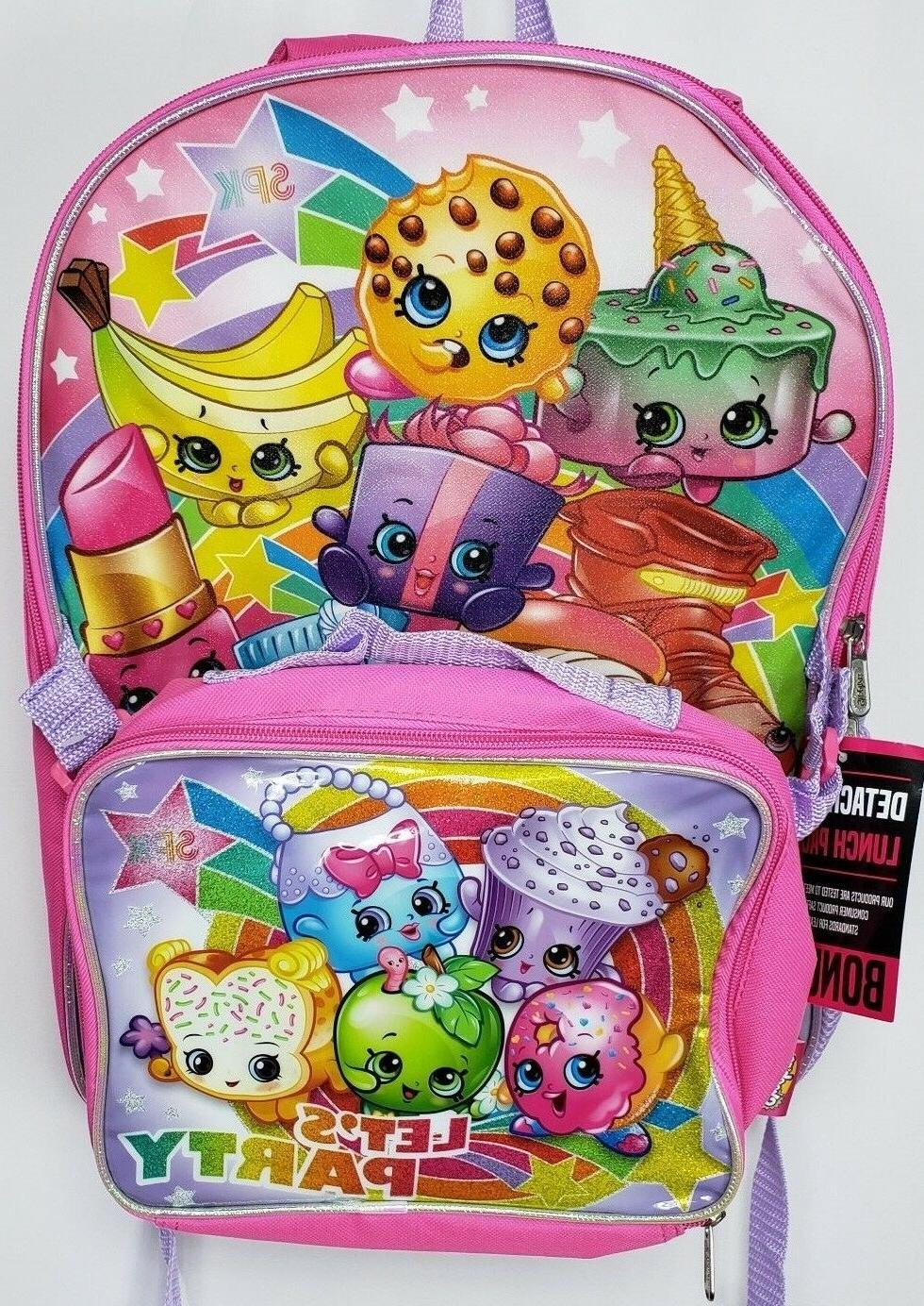 best for girls backpack school with lunch