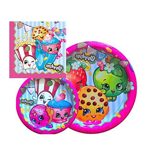 birthday party supply set