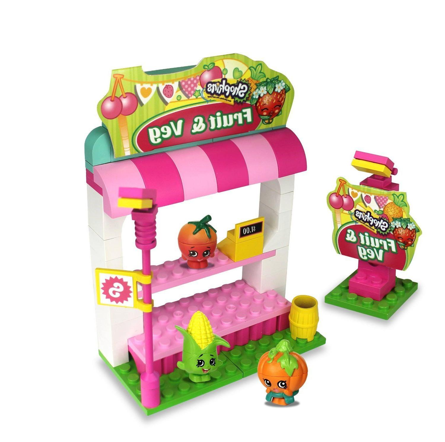 The Direct Shopkins Kinstructions Fruit &
