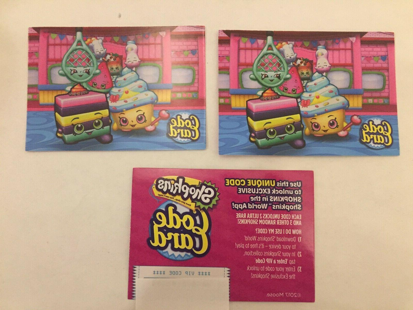 code cards for world app lot of