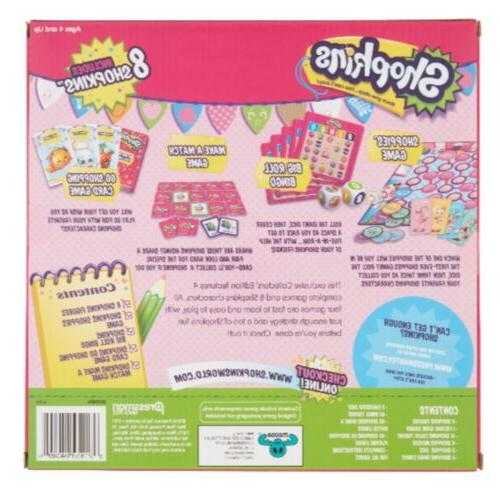 Shopkins Collector's Games Game