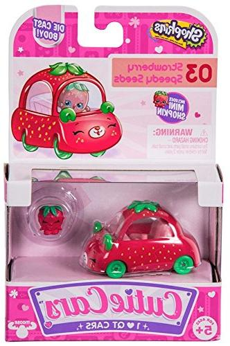 cutie cars 03 strawberry speedy