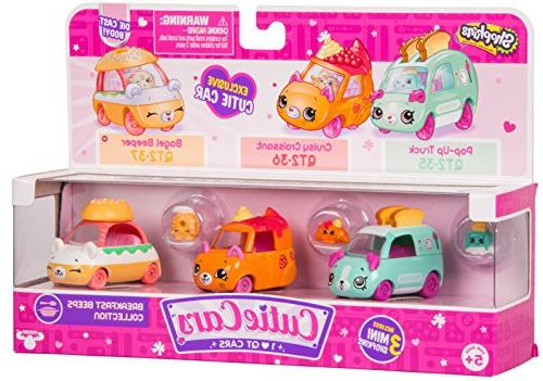Cutie Cars Pack - Collection
