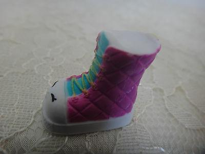 EXCLUSIVE Shopkins Fashion Spree Boutique Quilty Boot