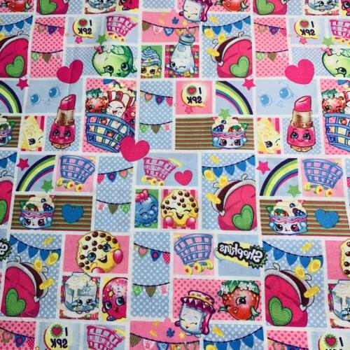 fabric spring creative 1 yard x 43