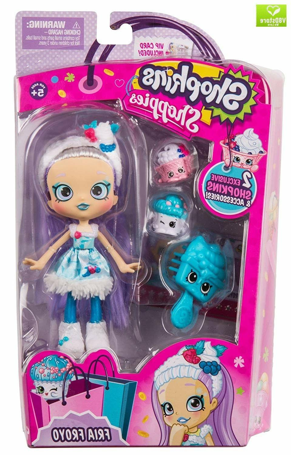 Fria Shoppies Doll Single Pack Accesories Kids