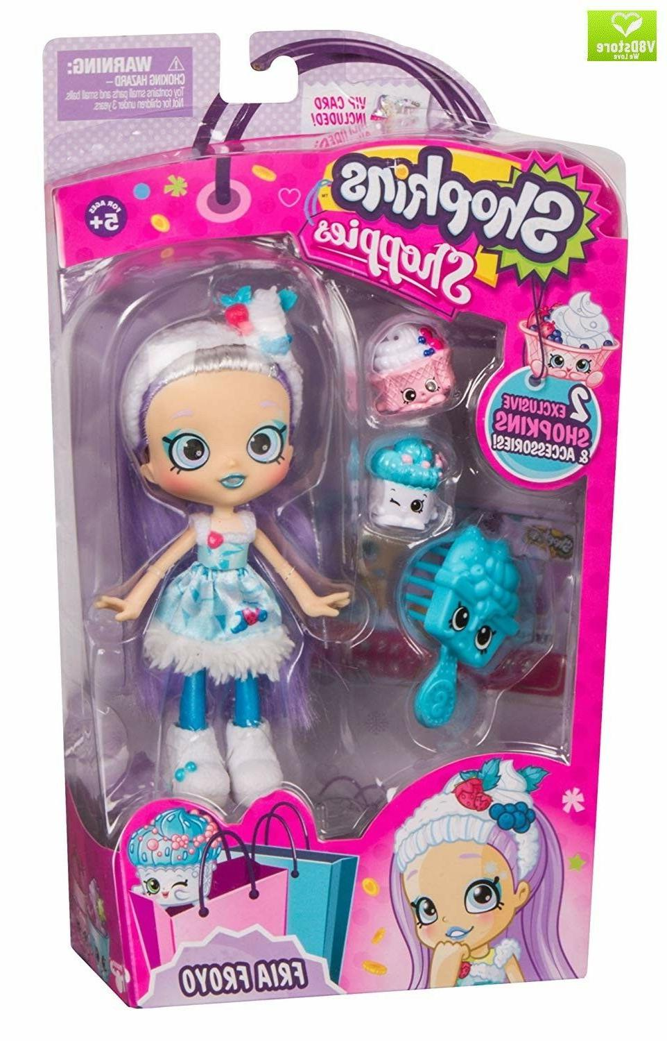 Fria Doll Single Accesories Play Toys