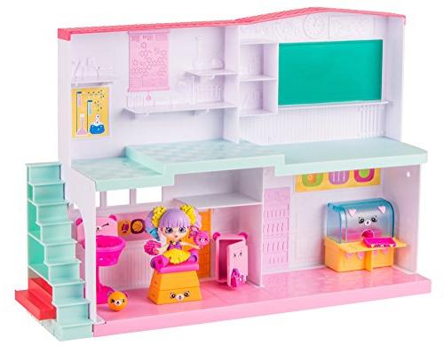 Shopkins Places High Playset