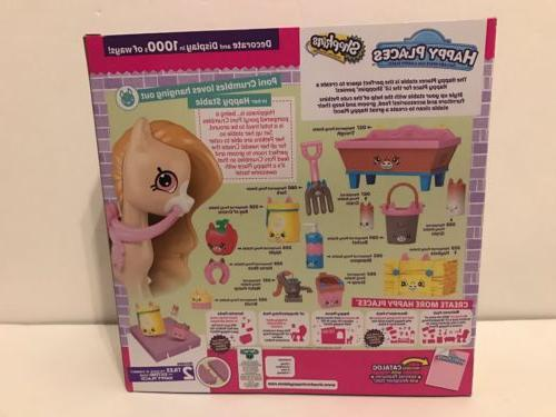 Shopkins Happy Places Pony Welcome Pack New