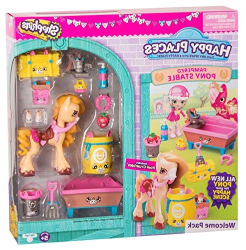 Happy Places Pony Welcome Pack