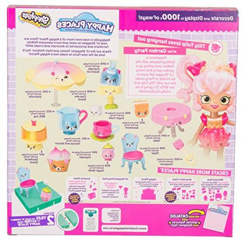 Happy Places Shopkins Puppy Garden Welcome Pack