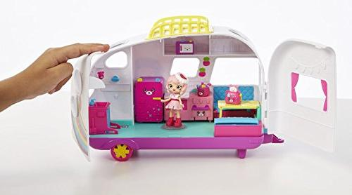 Shopkins Happy Rainbow Beach Camper