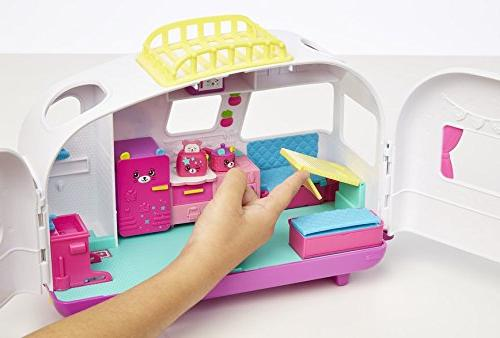 Shopkins Happy Beach Camper Van