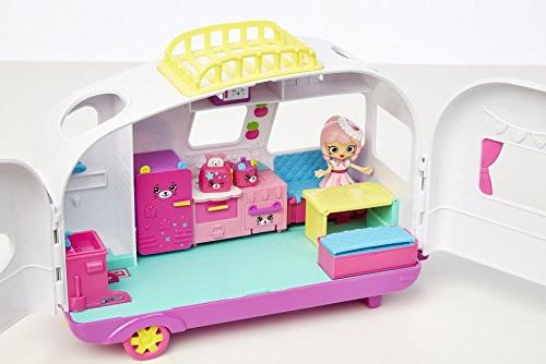 Shopkins Happy Places Rainbow Beach Van
