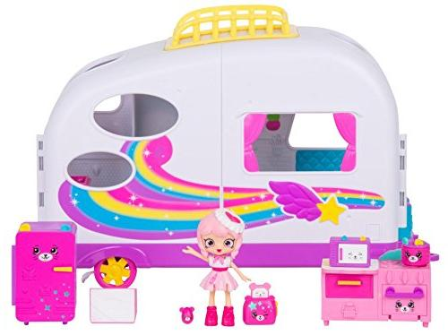Shopkins Places Beach