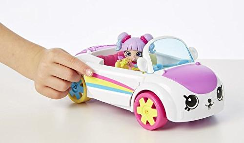 Shopkins Places Rainbow Beach Convertible