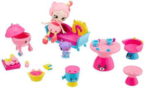 Shopkins Beach Furniture BBQ Party