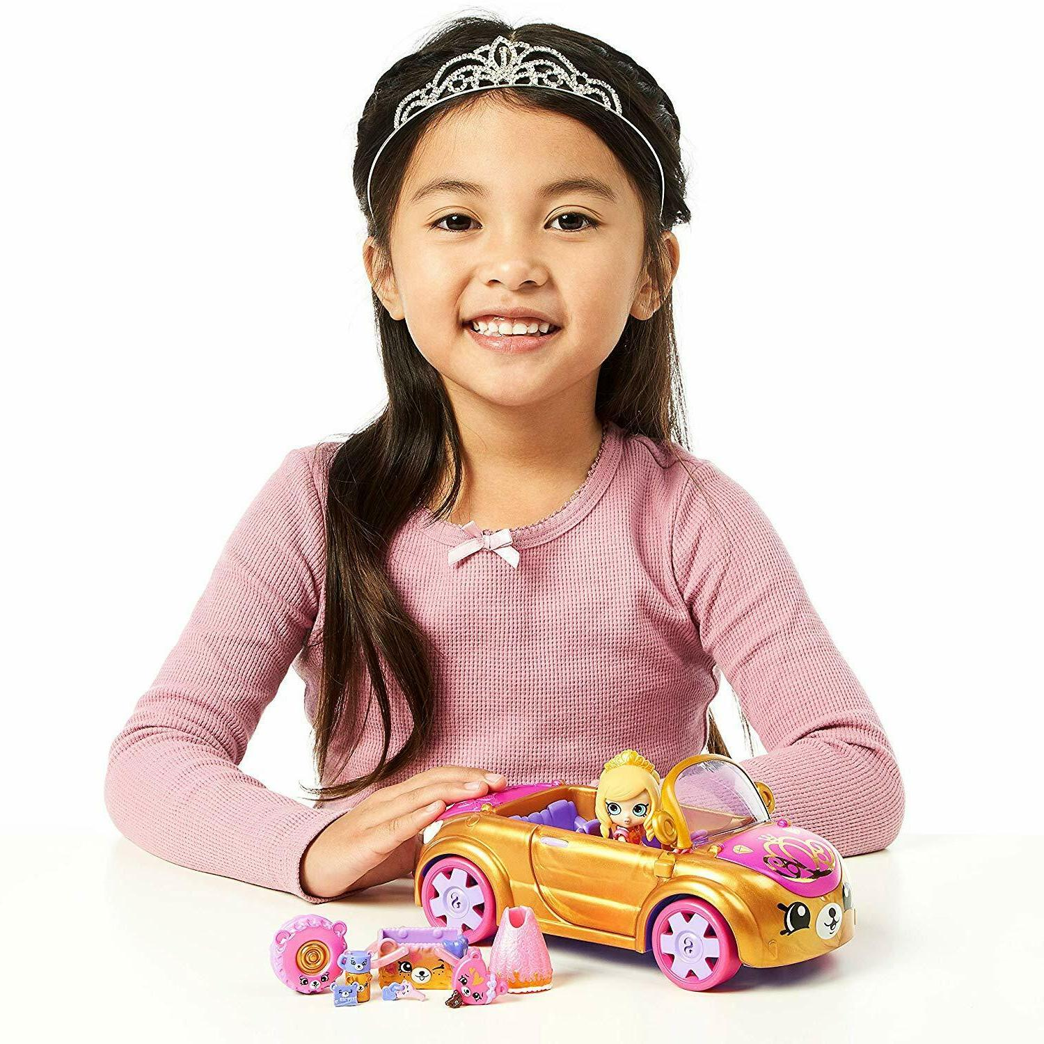 Shopkins Happy Places Trends Convertible NEW!