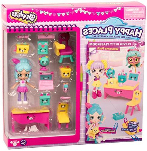 Shopkins 3 Clever Kitty