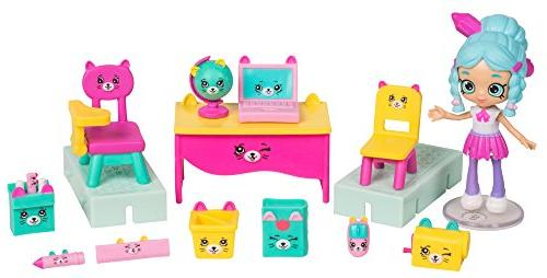 Shopkins Happy Places 3 Clever Kitty