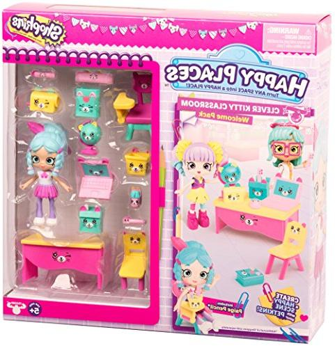 Shopkins 3 - Clever Kitty