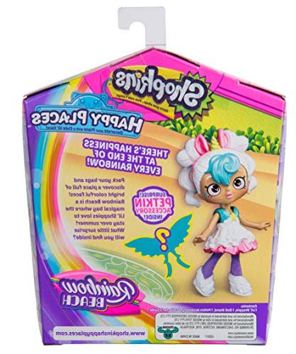 Shopkins S5 Doll Single Children's Toy Pack