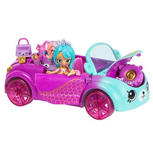 Shopkins Places Mermaid Convertible