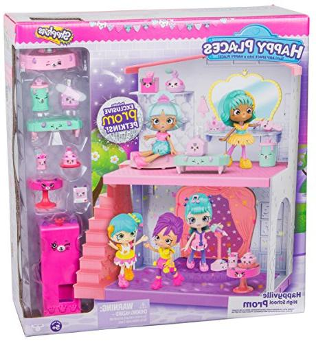 Shopkins Places Extension - Night