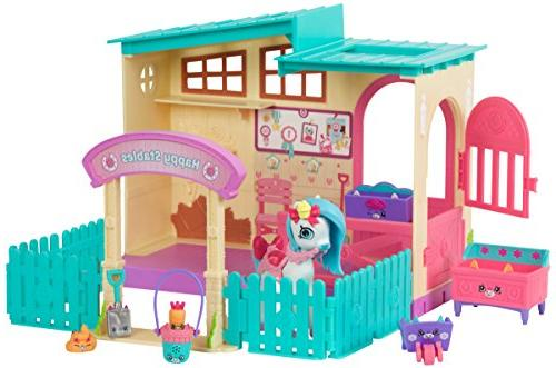 Happy Shopkins Happy Stables