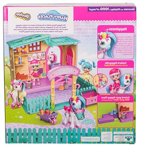 Happy Stables Playset