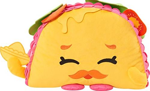 just play cuddle plush taco