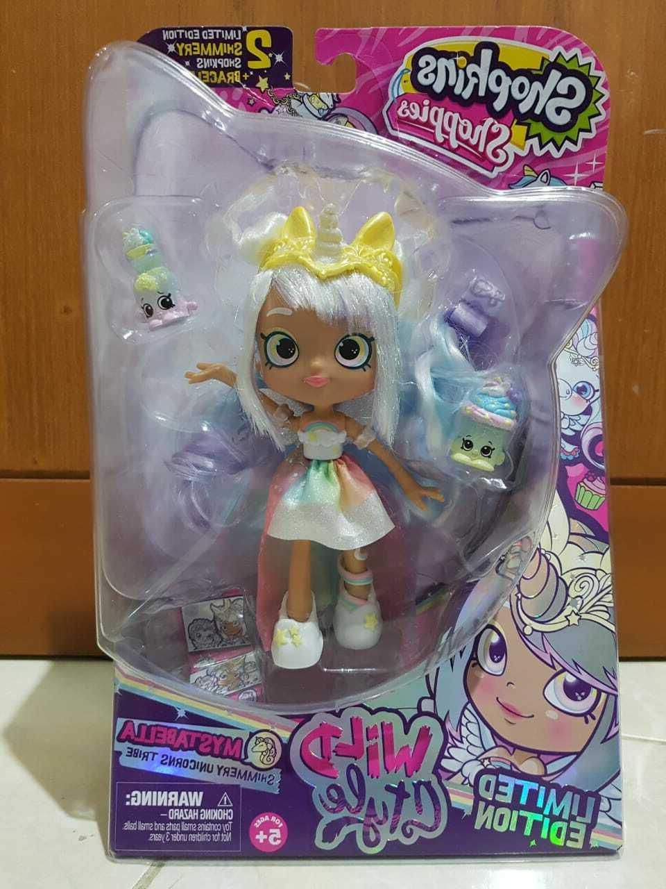 Shopkins Amazon Doll Pirouetta