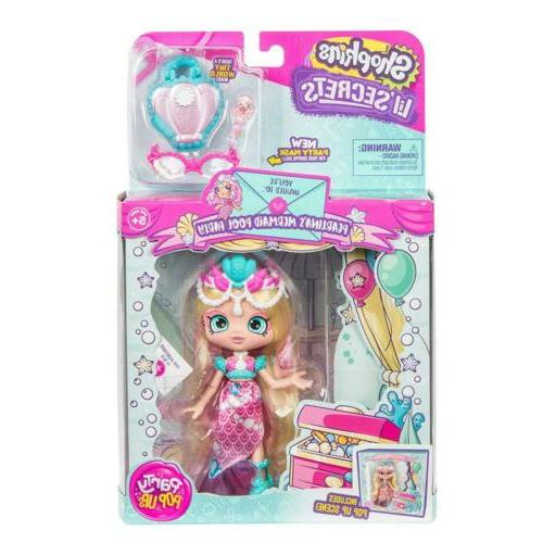 Shopkins Secrets Collectable Wearable Locket -